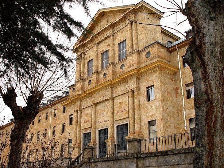 El colegio San Agustín celebra la Semana de la Música, que culminará con el Festival de la Canción de Santa Cecilia - Salamanca 24 Horas