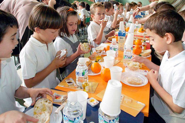 Las familias de Castilla y León valoran el servicio de comedor ...