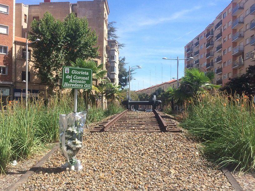 El Ayuntamiento recuerda al coronel Antonio Heredero Gil, asesinado por ETA hace 25 años