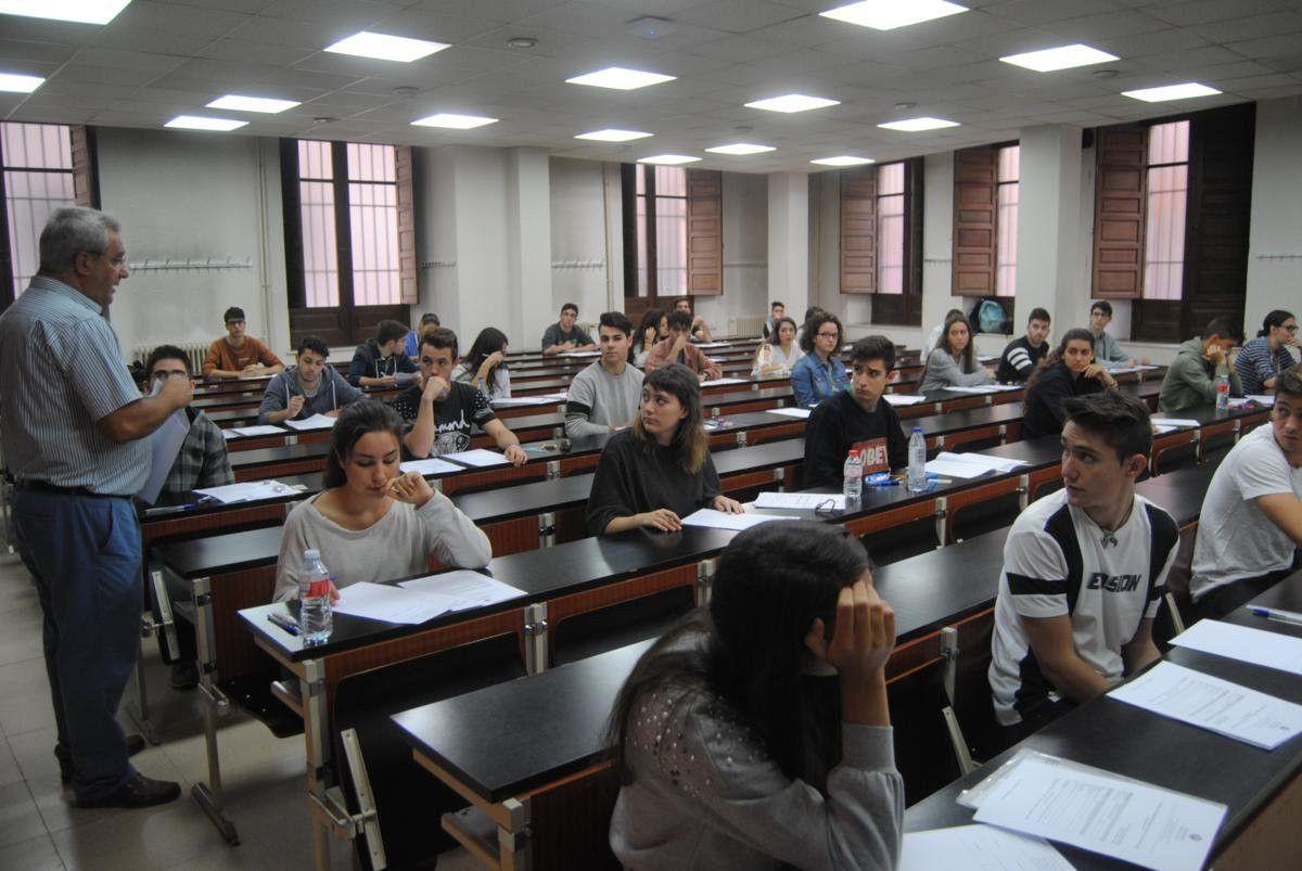Discrepancias sobre la ebau entre los alumnos de fuera de for Cerrajeros salamanca 24 horas