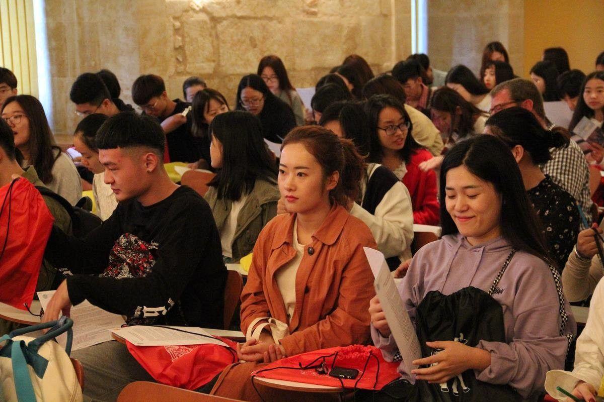 La upsa dio la bienvenida a los alumnos de la rep blica for Cerrajeros salamanca 24 horas
