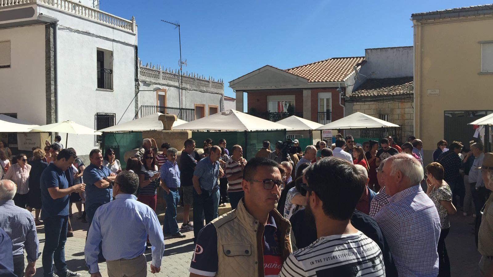 Salamanca contar con 69 ferias en toda la provincia para for Salamanca 24 horas