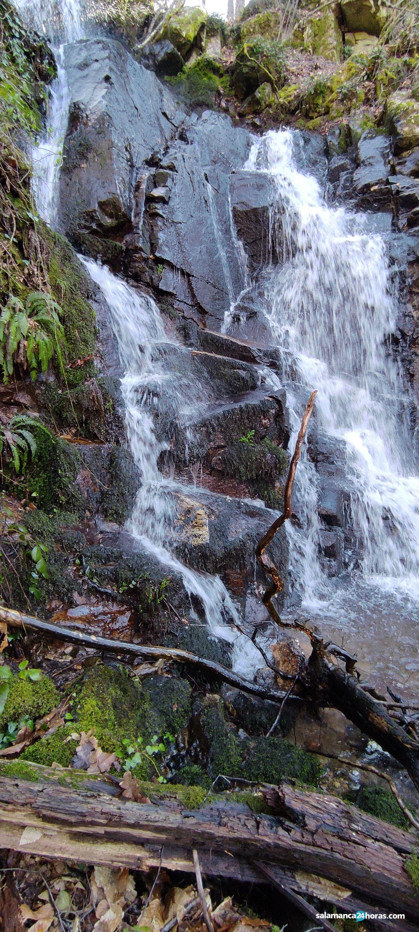 Cascada de la Mangá (Candelario)