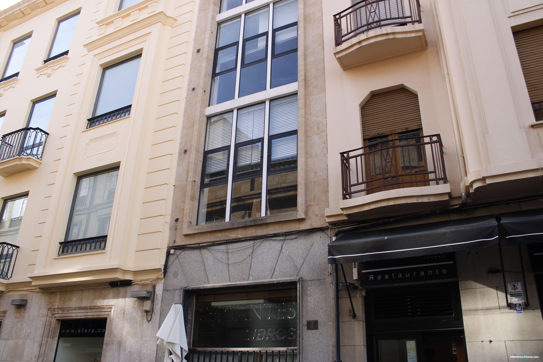 Calle Azafranal Encima Libreria Cervantes 8297