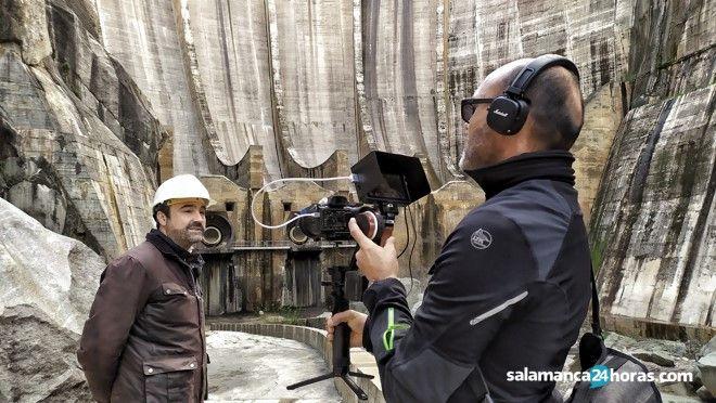 El canal DMAX desgrana la increíble infraestructura de la presa de Aldeadávila en su serie 'Megaestructuras franquistas'