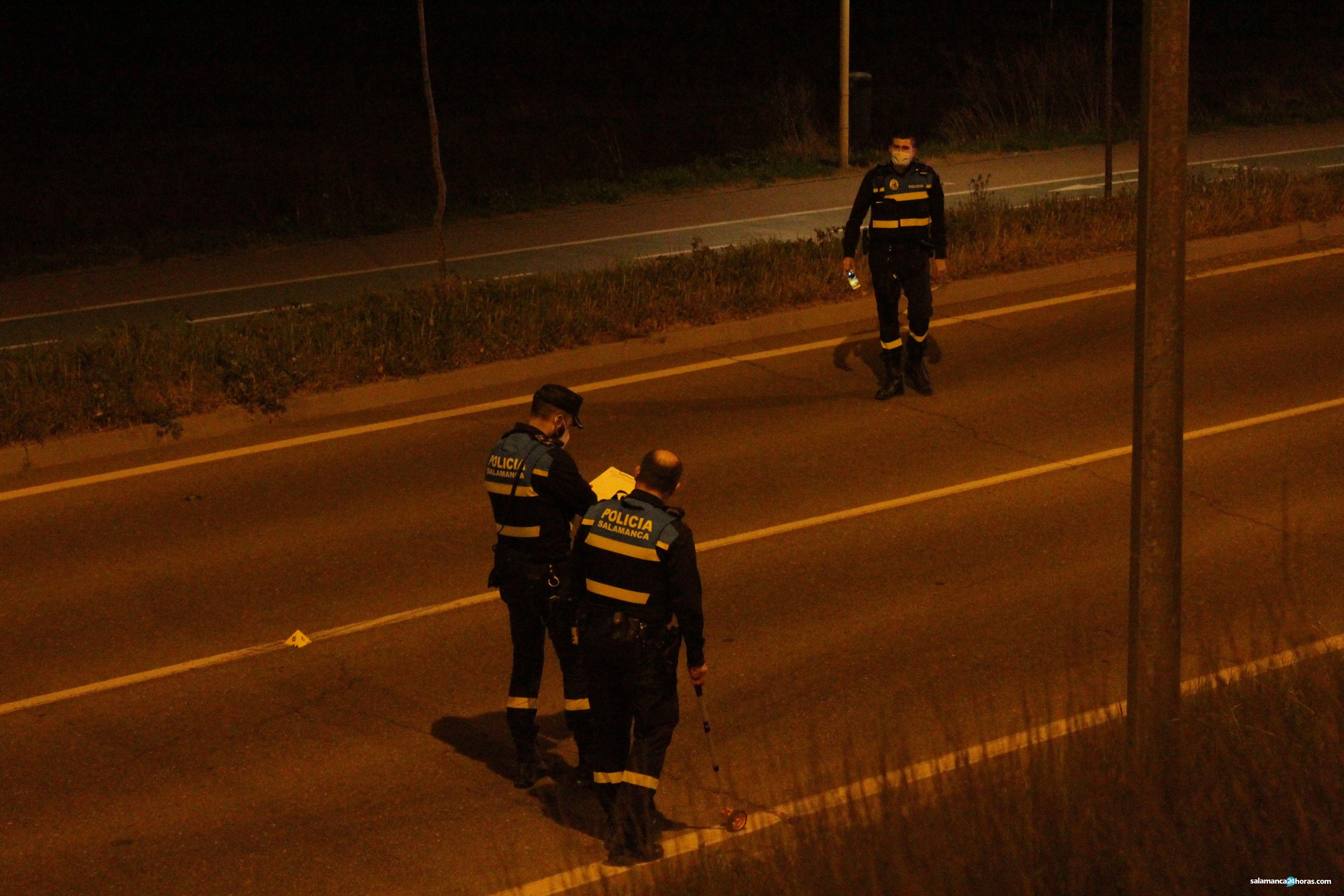 Accidente en la carretera de Aldeatejada (127)