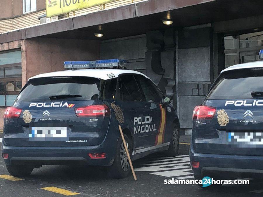 Nuevo incidente en el Hospital Clínico: Dos detenidos tras forcejear y dar patadas al vigilante de seguridad que ya fue agredido el sábado