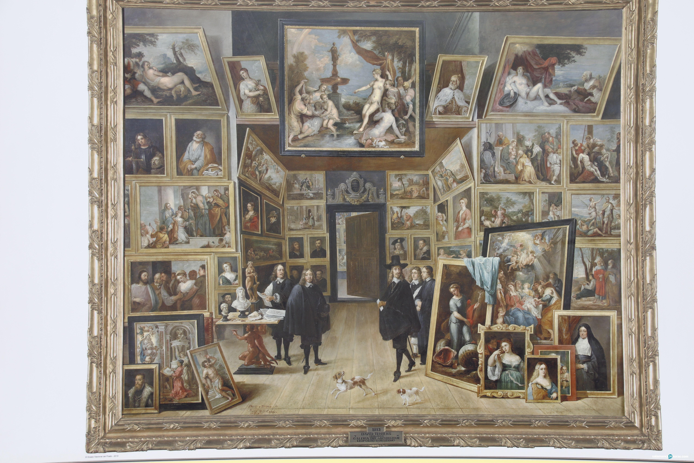 Museo del Prado en las calles 0558