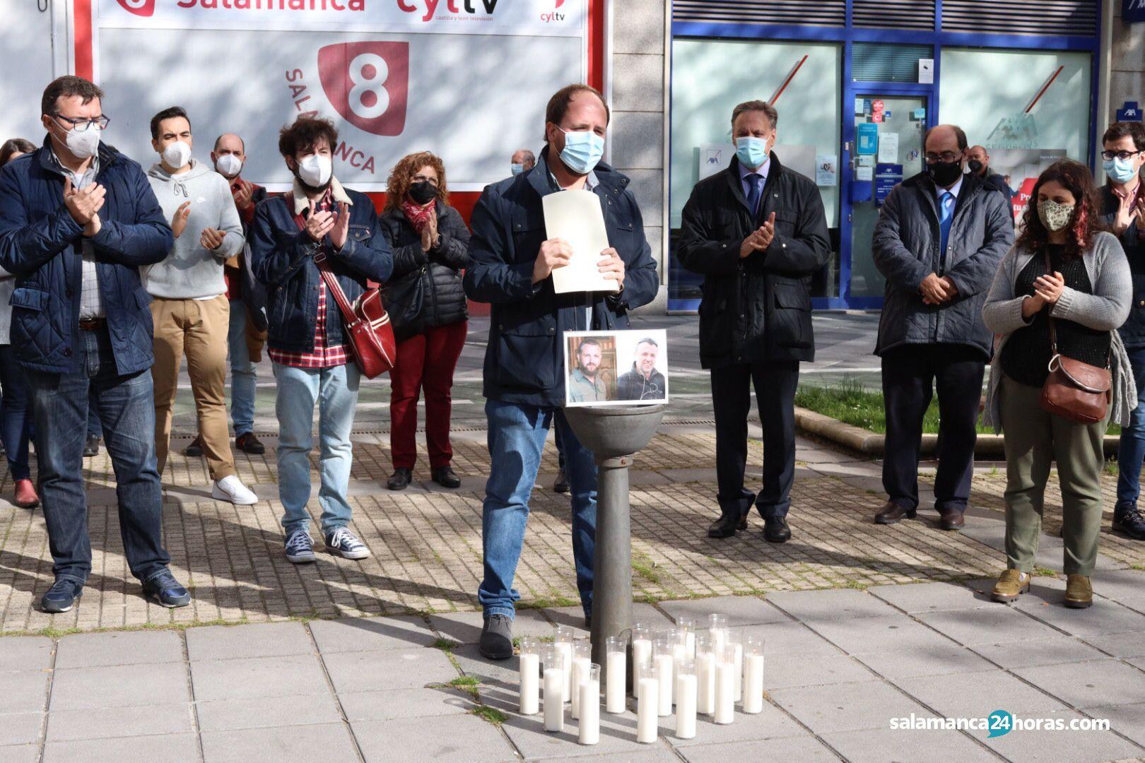 Día Mundial de la Libertad de Prensa homenaje a Roberto Fraile (6)