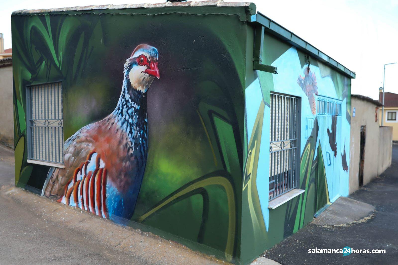 Murales Castellanos de Villiquera 88