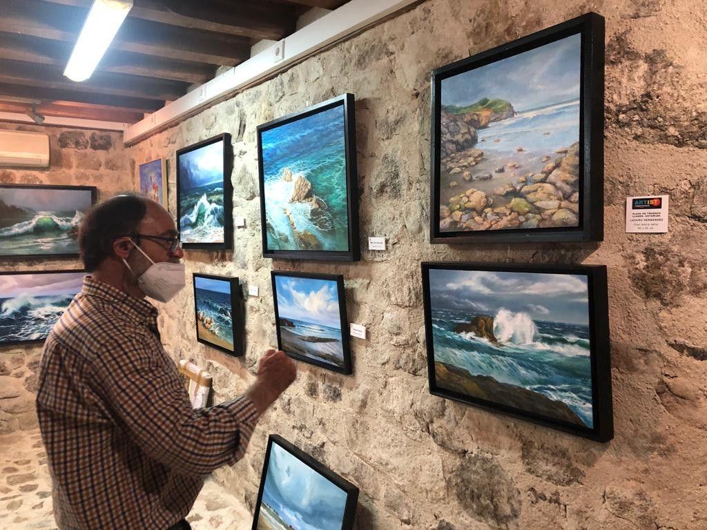 Exposición en Mogarraz (1)