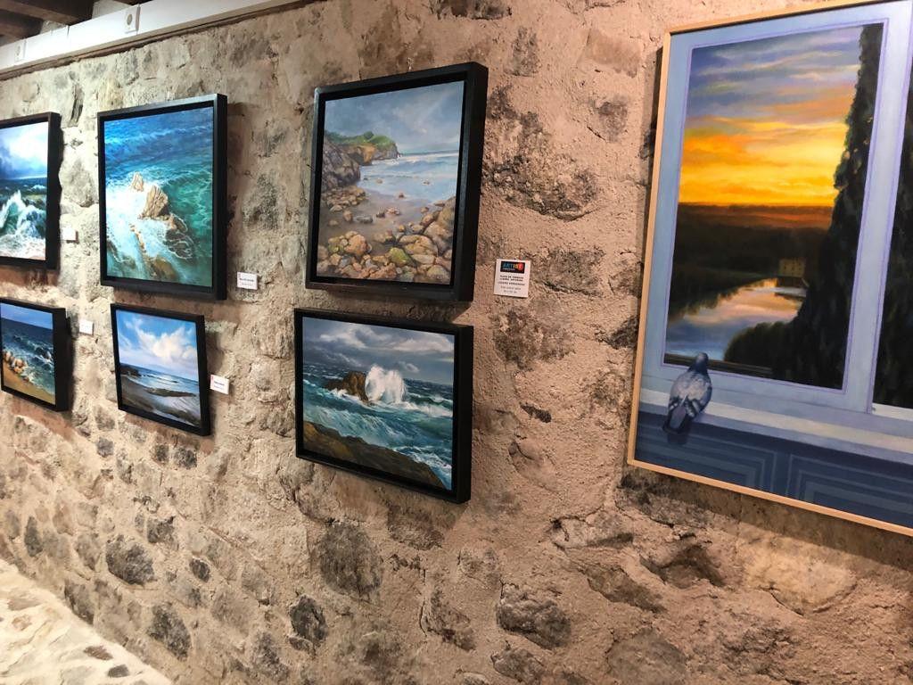 Exposición en Mogarraz (2)