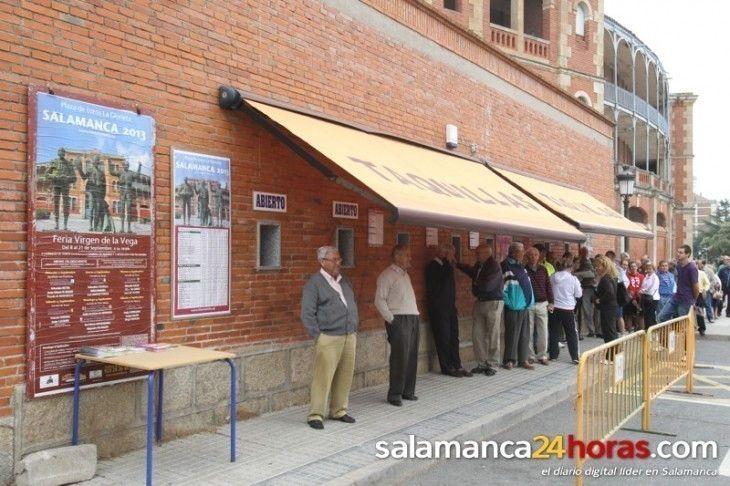 A la venta las entradas para la feria taurina de salamanca for Cerrajeros salamanca 24 horas