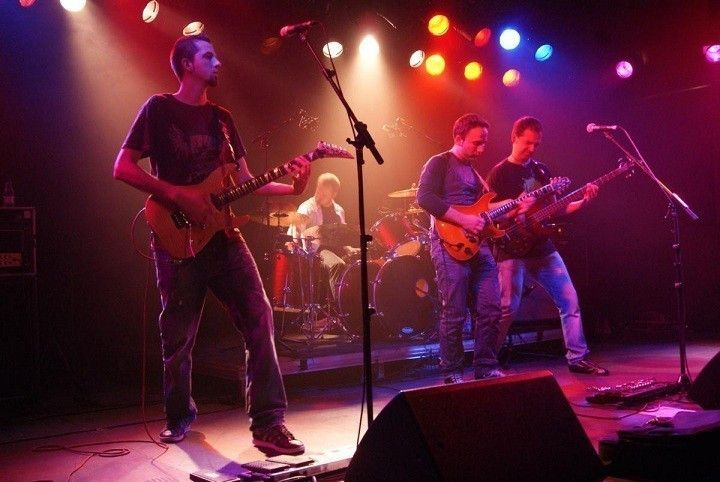 The Krazy Band abre la nueva temporada de conciertos de la Sala B del CAEM