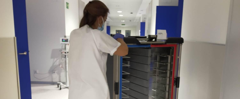 De la Prensa... Los técnicos de enfermería del Hospital de Salamanca denuncian que se ven obligados a hacer funciones de cocina y limpieza [Enlace Dentro] Denuncia-tcaes-salamanca