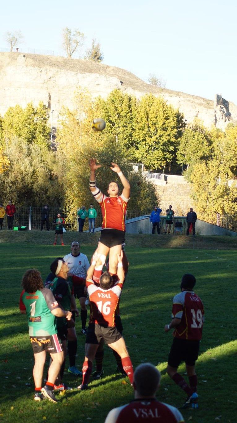 ADUS Rugby - Zamora Rugby