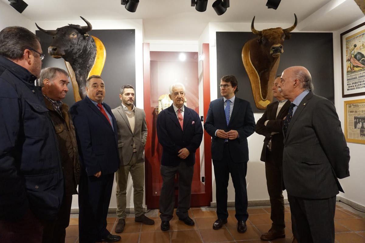 El museo taurino reabre sus puertas tras su renovaci n for Cerrajeros salamanca 24 horas