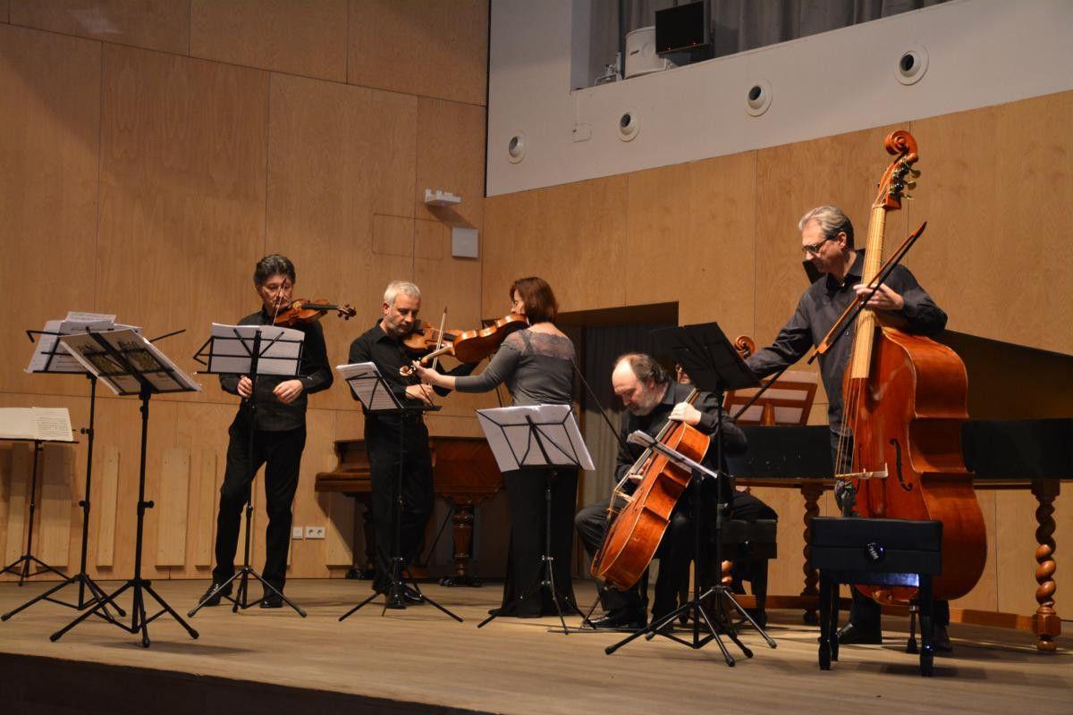 Salamanca barroca contin a con el concierto de il giardino for Cerrajeros salamanca 24 horas