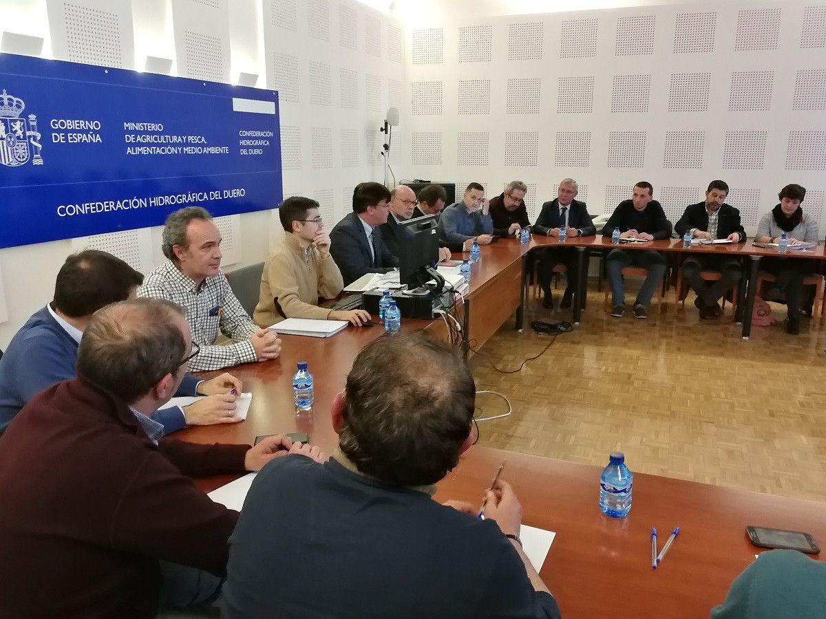 Salamanca ya ha presentado a la conferencia hidr grafica for Salamanca 24 horas