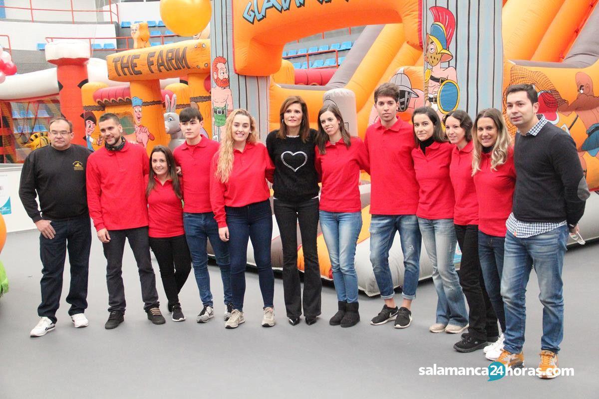 La alamedilla acoge un mayor espacio de juegos y ludoteca for Salamanca 24 horas