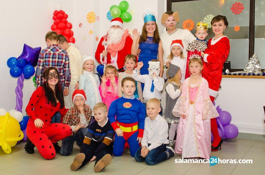 La comunidad ucraniana de salamanca disfrut de su fiesta for Cerrajeros salamanca 24 horas