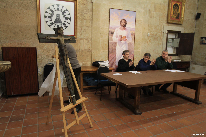 Presentaci n cristo de las batallas for Salamanca 24 horas
