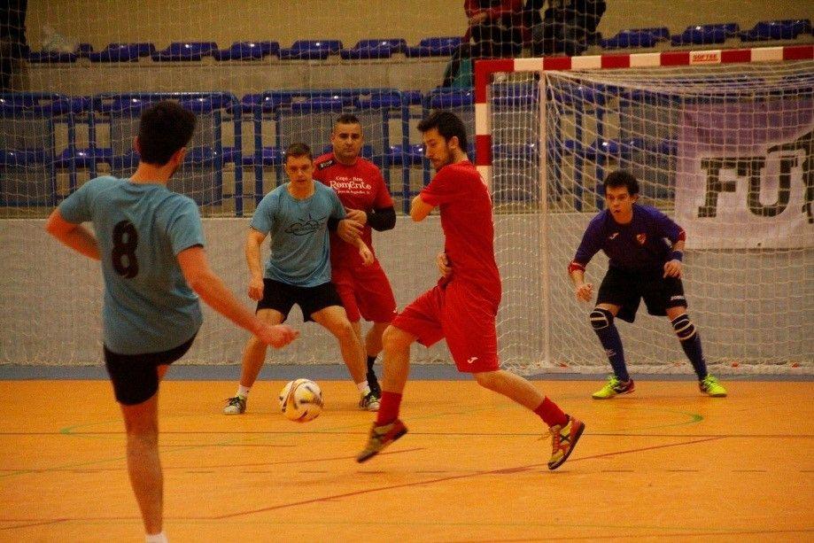 Foto de archivo de un partido de fútbol sala de Futormes f5831035749ea
