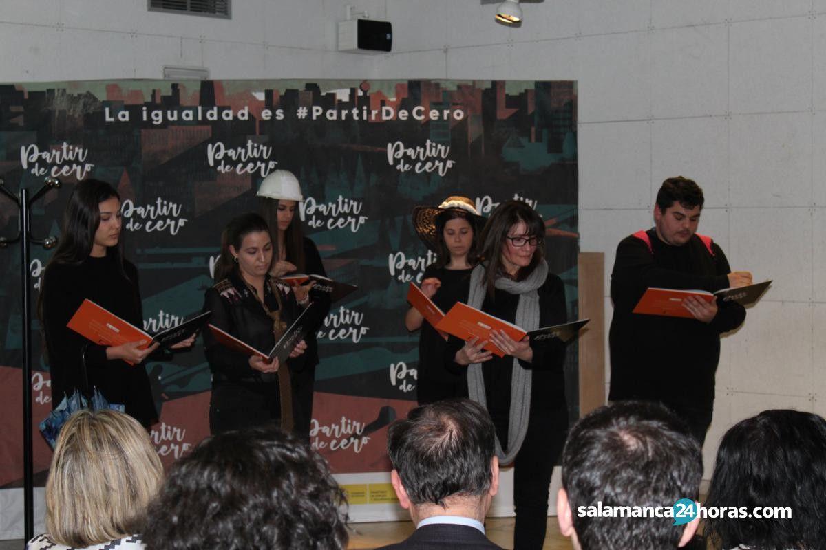 La asociaci n down apuesta por el deporte inclusivo con un for Cerrajeros salamanca 24 horas