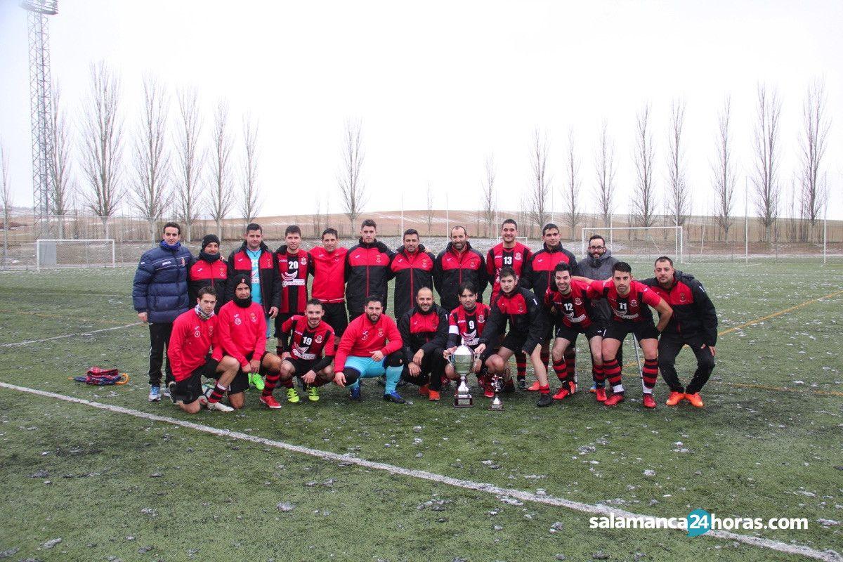 F tbol final batalla de arapilles for Salamanca 24 horas