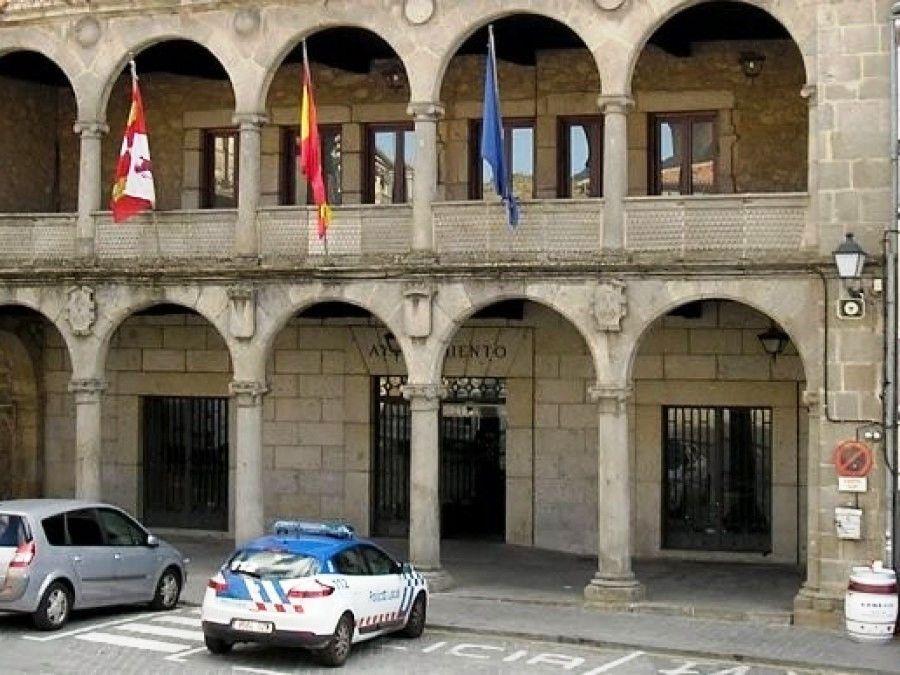 dolor de cabeza joyería Intervenir  El Ayuntamiento de Béjar no cobrará impuestos a los vecinos que deseen  acondicionar las fachadas de