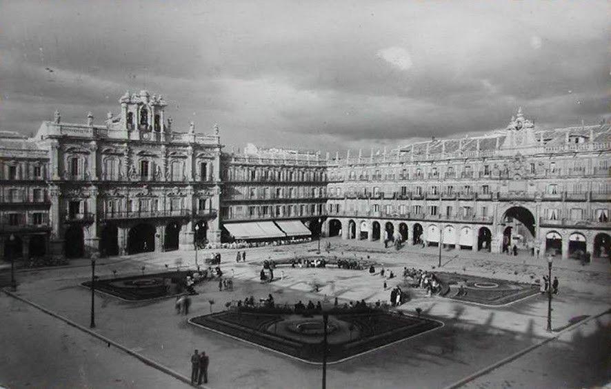 Salamanca 19 de julio de 1936 82 a os del 39 tiro de la plaza 39 for Piscina climatizada campo de tiro salamanca