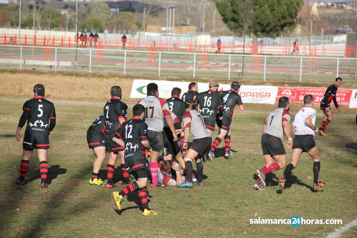 Rugby: Santher SRC - ADUS