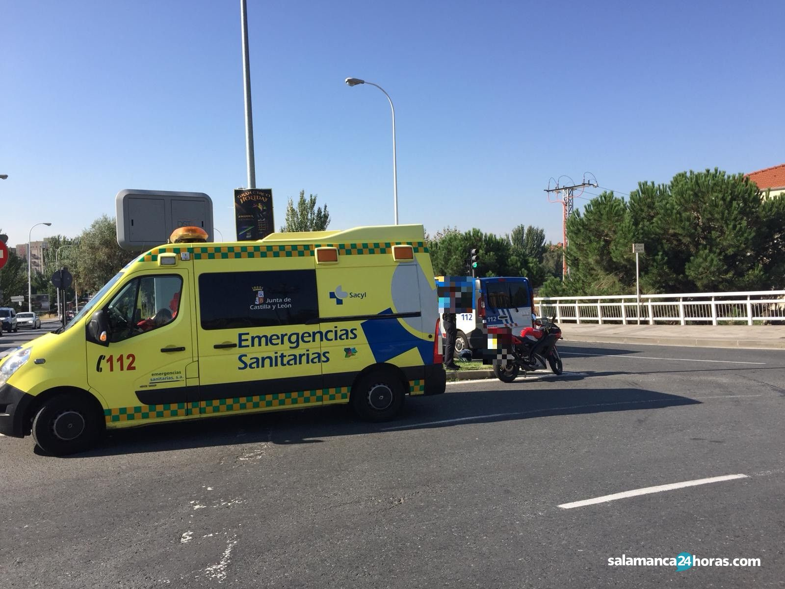 Accidente Glorieta Ciudad de Brujas (3)