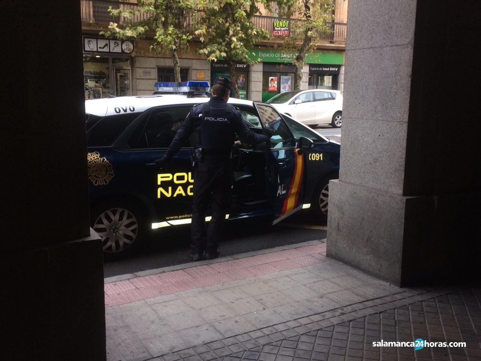 Policía Juzgados