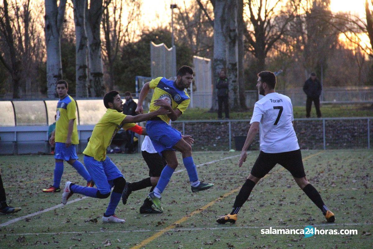 Agresión Sporting Charro Escafoideo (2)