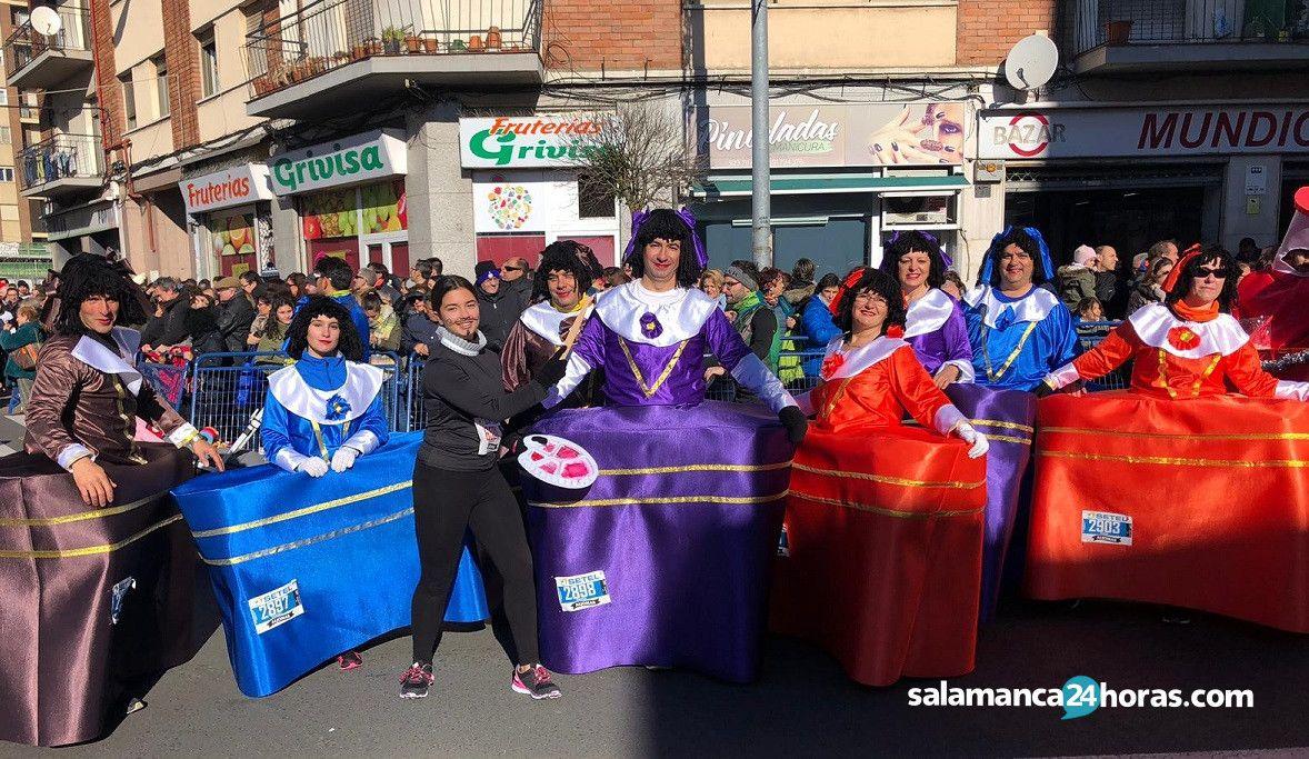 Disfraces San Silvestre salmanca (1)