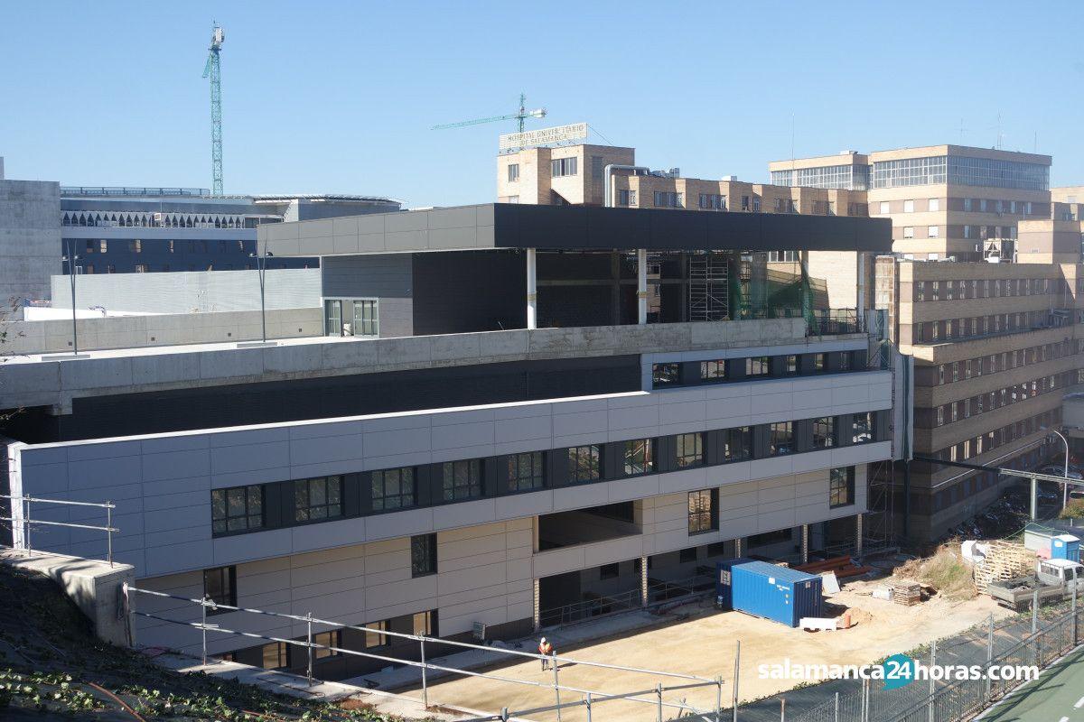 Obras Hospital Clínico