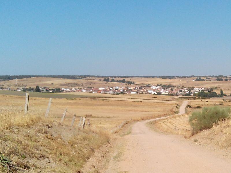 Camino Torres. Etapa 05. Ciudad Rodrigo   Gallegos de Argau00f1u00e1n