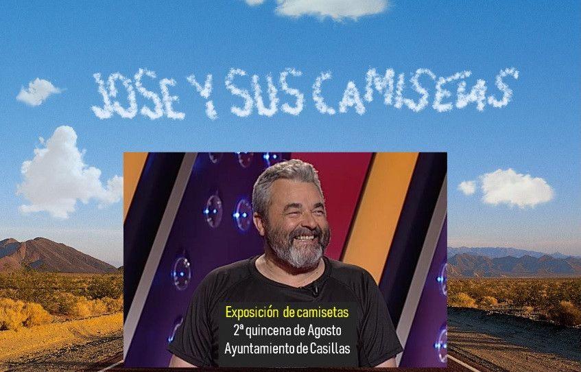 'Jose y sus camisetas' José Pinto