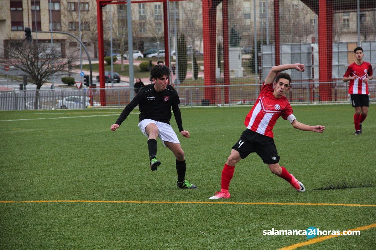 F tbol base regional 3 4 de marzo de 2018 for Salamanca 24 horas