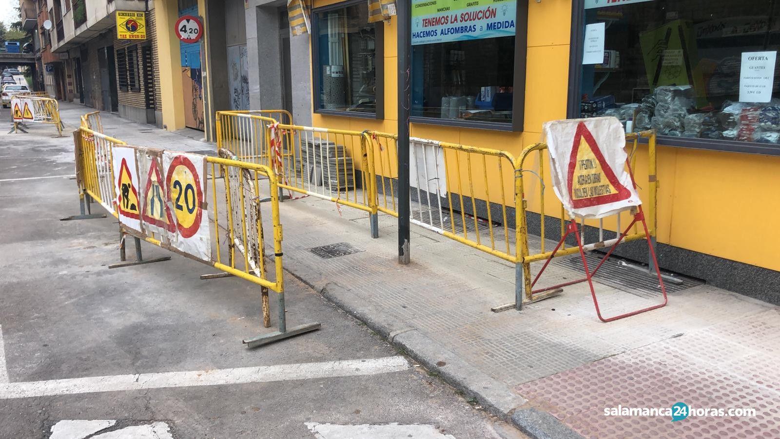 Reventón en avenida de italia (2)