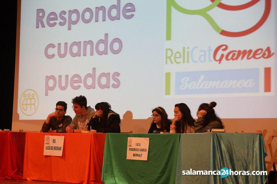 """Convocados los segundos 'ReliCat Games-Salamanca', las """"olimpiadas"""" de religión"""