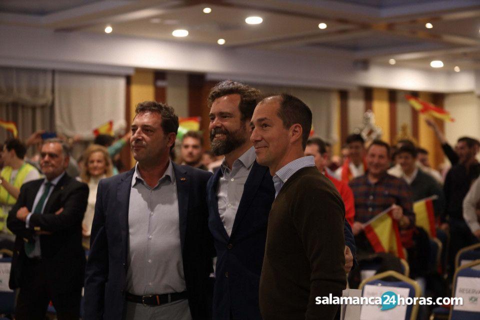 ¿Quién es Víctor González Coello, el diputado que VOX ha sacado en Salamanca? - Salamanca 24 Horas