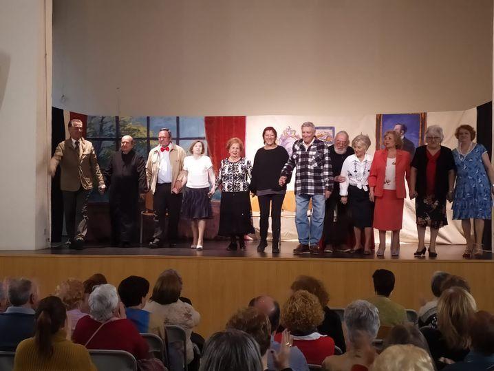 La Asociación de Mayores Virgen Vega sigue con las jornadas culturales - Salamanca 24 Horas