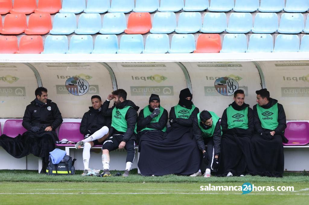 El Salamanca CF UDS será sancionado económicamente por su tercera jornada consecutiva sin entrenador - Salamanca 24 Horas