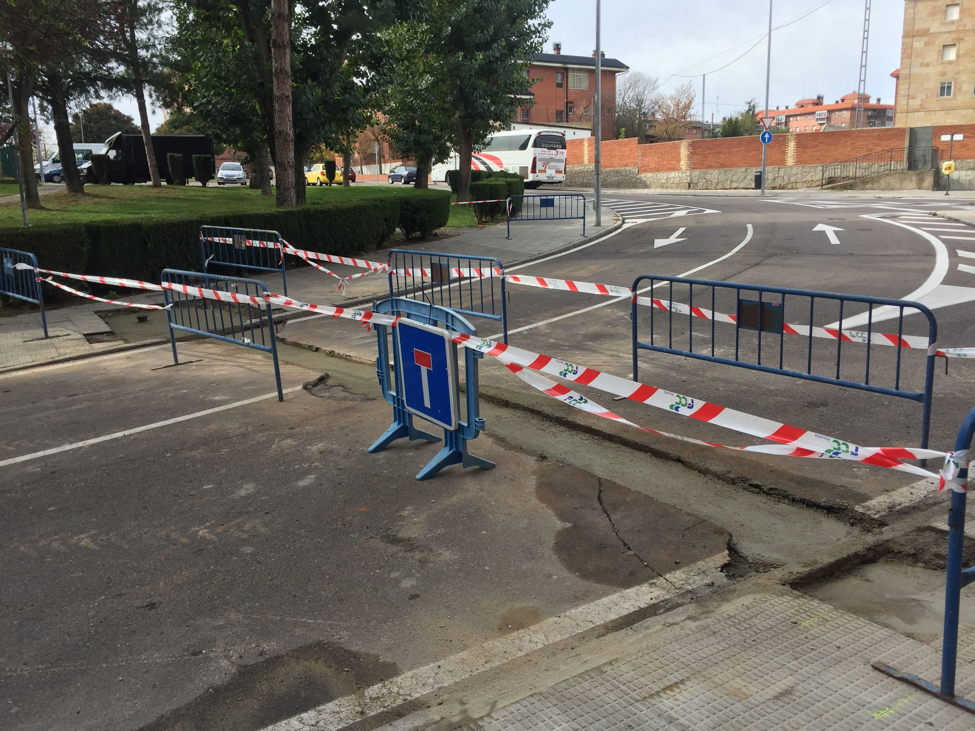 Quejas entre los vecinos de San José por los cortes de agua - Salamanca 24 Horas