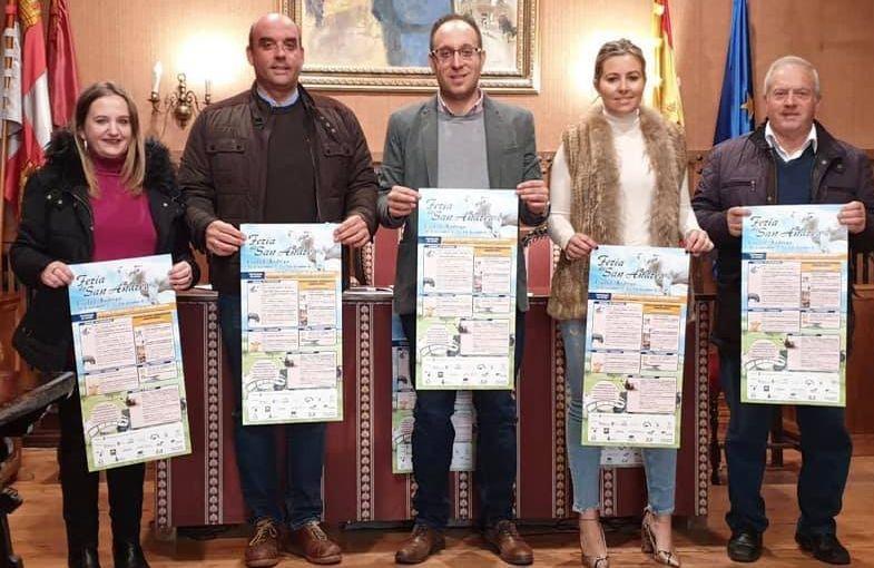 La tradicional Feria de San Andrés de Ciudad Rodrigo se celebrará en un único espacio ferial - Salamanca 24 Horas