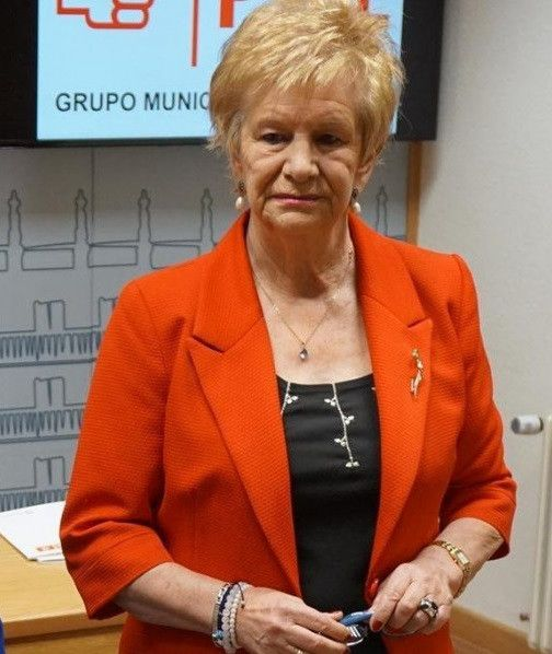 Josefa Mena será homenajeada este sábado en el barrio de San José - Salamanca 24 Horas