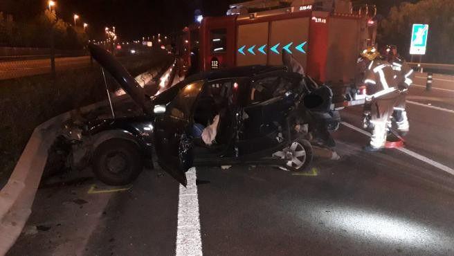 Un conductor drogado mata a un bebé tras embestir a otro coche