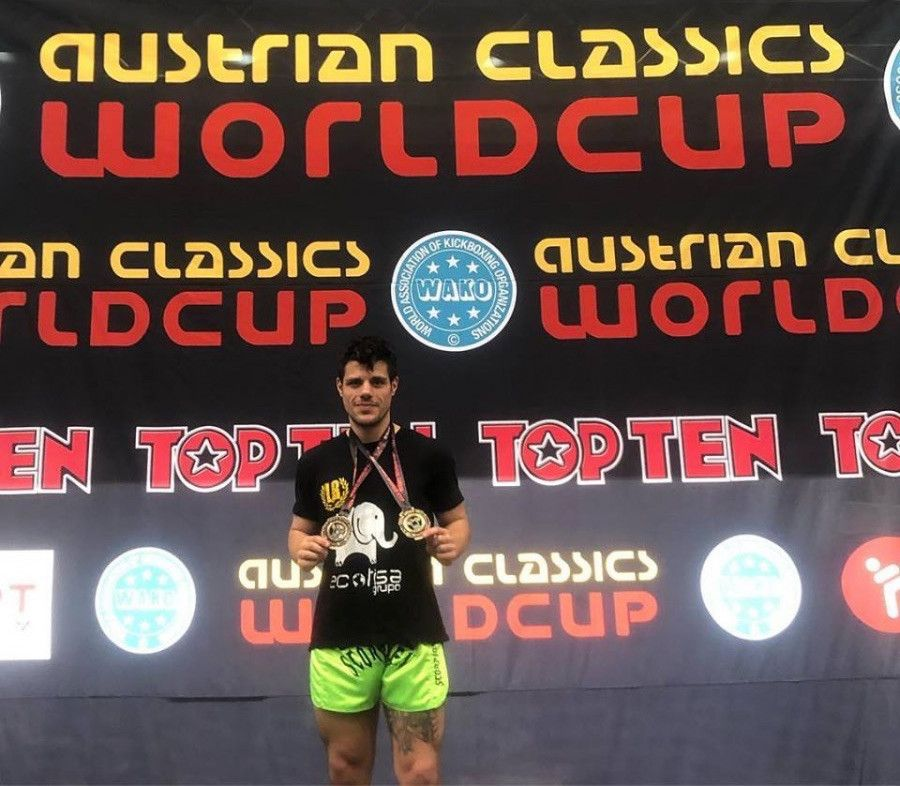 ​Richi Huerta participa en el Top Ten Open en Alemania
